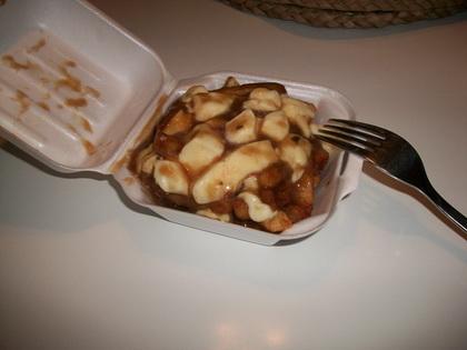 Poutine - Casse-croute Checkers (Québec Beauport) - MaPoutine.ca