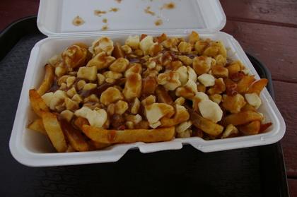 Poutine - Cantine Yogi Burger (Notre-Dame-des-Pins) - MaPoutine.ca