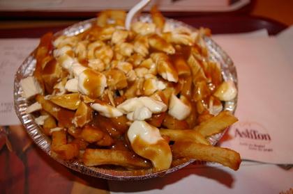 Galvaude fromage sans pois - Chez Ashton (Lévis) - MaPoutine.ca