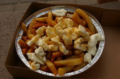 Poutine régulière - Festival de la Poutine 2010 - Restaurant du Boulevard (Drummondville) - MaPoutine.ca