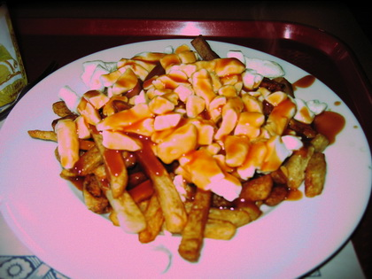 Poutine BBQ - Fromagerie P