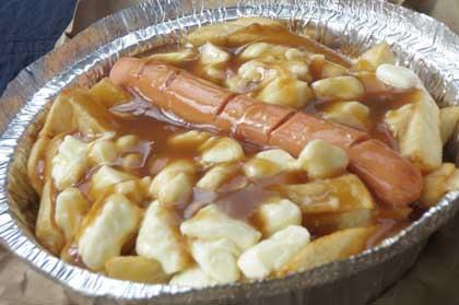 Poutine - Restaurant ChantMartin (Tadoussac) - MaPoutine.ca