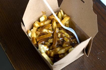 Classic poutine - Burger Shoppe (Toronto) - MaPoutine.ca
