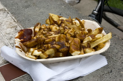 Poutine - The Blue Chip Truck (Toronto) - MaPoutine.ca