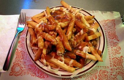 Poutine - Capri Restaurant Delicatessen (Montréal) - MaPoutine.ca