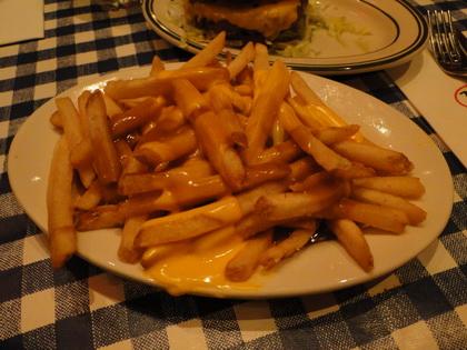Disco Fries - Bill