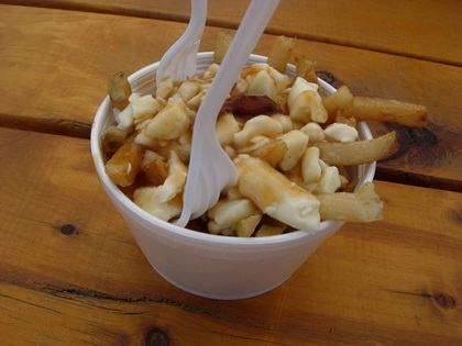 Poutine - Resto Miss Alfred (Alfred) - MaPoutine.ca