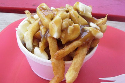 Poutine - Landriault Snack Bar (Alfred) - MaPoutine.ca