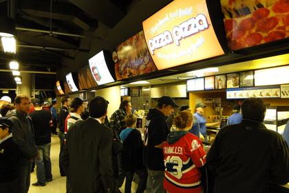 Montreal Canadiens Restaurant
