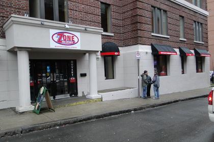 Grande Allee Restaurants Quebec